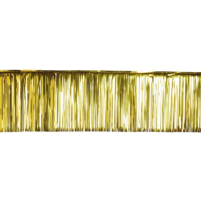 rideau lamelle or taille unique achat vente d 233 co de f 234 te murale soldes d 233 t 233 cdiscount