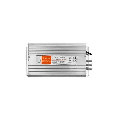 Transformateur 12v 250w etanche achat vente for Transformateur exterieur 12v