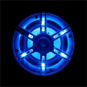 Hauts-Parleurs Auto 13cm 600W Effets lumière