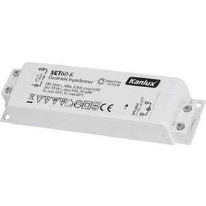 ALIMENTATION Transformateur électronique 60W / 12v