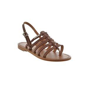 SANDALE - NU-PIEDS sandales - nu pieds les tropeziennes sandales heri