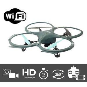 DRONE PNJ DISCOVERY Drone avec caméra HD 720p intégrée -