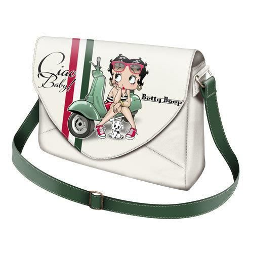 bagages sacs maroquinerie betty boop sac a main ciao baby f  bet