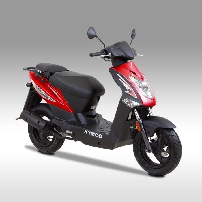 kymco agility 50cc mmc 4t rouge achat vente scooter. Black Bedroom Furniture Sets. Home Design Ideas