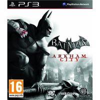 JEU PS3 Batman Arkham City Jeu PS3
