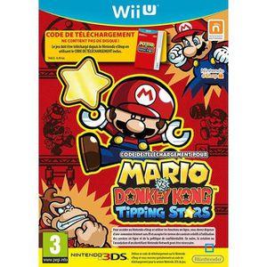 JEUX WII U Mario Vs. Donkey Kong Tipping Stars Jeu Wii U