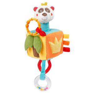 BABYSUN Cube d'activités - Jungle Heroes