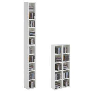 colonne de rangement achat vente colonne de rangement pas cher cdiscount. Black Bedroom Furniture Sets. Home Design Ideas