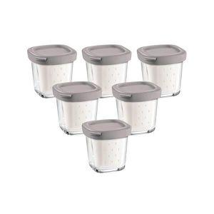 PIÈCE PRÉPARATION   Pots à yaourt pour yaourtière SEB