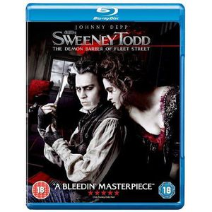 CD RAP - HIP HOP Sweeney Todd [Blu-ray] [Import anglais]