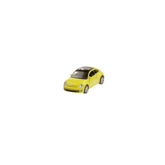 vw new beetle avec toit ouvrant en m tal jaune achat. Black Bedroom Furniture Sets. Home Design Ideas