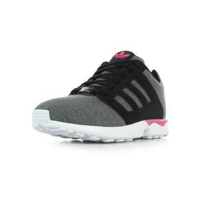 adidas ax flux rose et noir