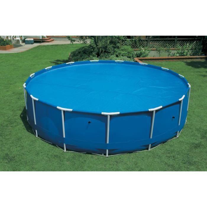 Bache bulles pour piscine diam tre m d for Bache a bulles pour piscine