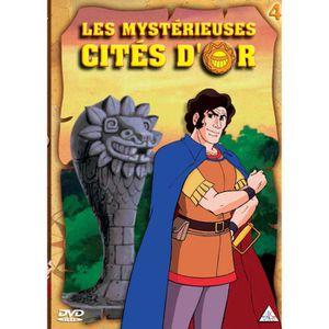 DVD SÉRIE DVD Les mysterieuses cites d' or vol 4