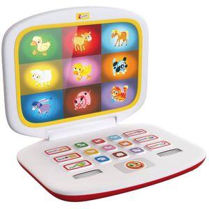 CONSOLE ÉDUCATIVE ordinateur portable de la petite carotte bébé