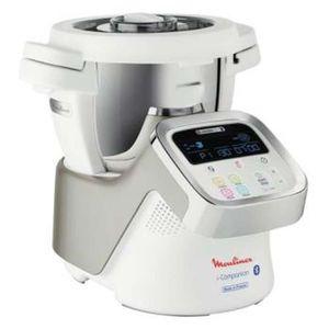 Robot cuiseur intelligent connect achat vente multicuiseur cdiscount - Robot cuisson moulinex ...