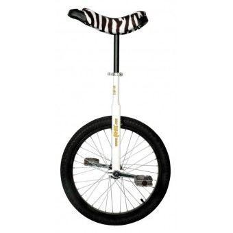VÉLO MONOCYCLE Monocycle QU-AX 20 pouces Luxus zèbre