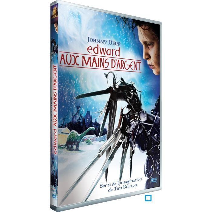 dvd edward aux mains d 39 argent en dvd film pas cher. Black Bedroom Furniture Sets. Home Design Ideas