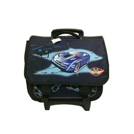 cartable roulette gar ons voiture h licopteur achat vente cartable 2009900007254 cadeaux. Black Bedroom Furniture Sets. Home Design Ideas