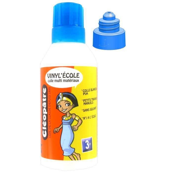 Colle vinylique blanche vinyl 39 cole 100 g achat vente colle pate adhesive colle - Colle liquide blanche ...