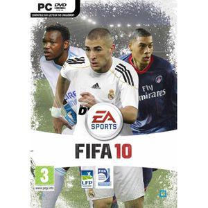 JEU PC FIFA 10 / JEU PC DVD-ROM