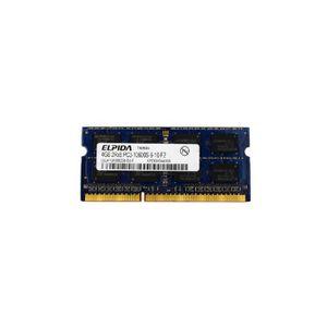 MÉMOIRE RAM Barrette Mémoire RAM Sodimm 4Go DDR3 PC3-10600S El