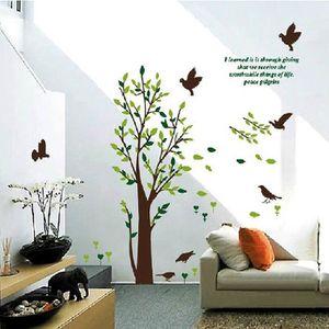 Stickers muraux arbre de vie achat vente stickers muraux arbre de vie pas cher cdiscount - Arbre de vie decoration murale ...
