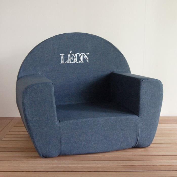 cadeau personnalise fauteuil enfant jouet noel achat vente fauteuil 100 coton cdiscount. Black Bedroom Furniture Sets. Home Design Ideas