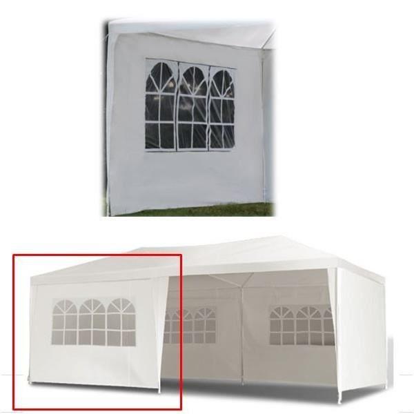 Mur fen tre pour chapiteau tente de r ception achat vente tonnelle barnum mur fen tre - Tente de reception brico depot ...