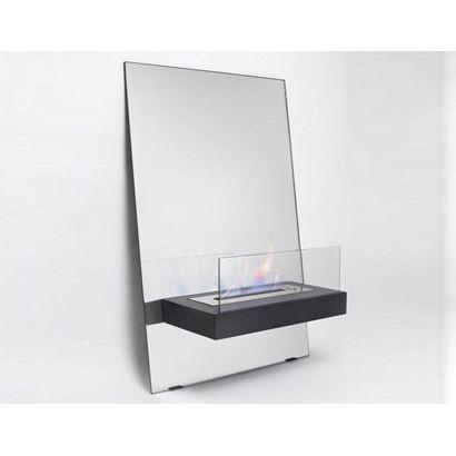 po le bio thanol mirror 100344 achat vente po le insert foyer po le bio thanol. Black Bedroom Furniture Sets. Home Design Ideas