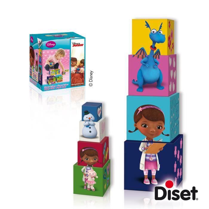 dr la peluche cubes empiler achat vente cube veil cdiscount. Black Bedroom Furniture Sets. Home Design Ideas