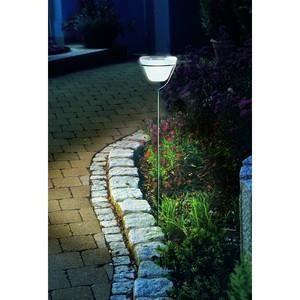 lampe de jardin solaire achat vente lampe de jardin solaire verre acier inoxydable les. Black Bedroom Furniture Sets. Home Design Ideas