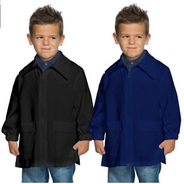 blouse d 39 colier enfant 3 11 ans pinocchio bleu noir. Black Bedroom Furniture Sets. Home Design Ideas