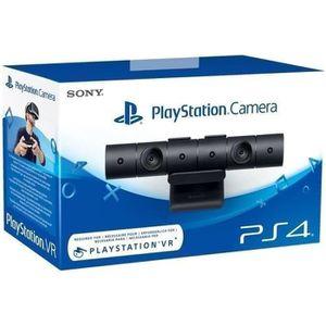 PlayStation Camera PS4 pour PS4 et PS4 Pro