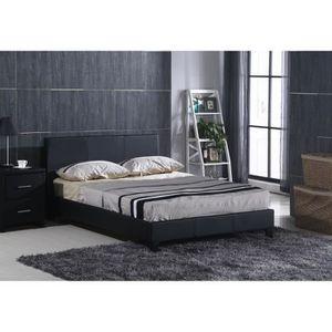 encadrement de lit achat vente encadrement de lit pas. Black Bedroom Furniture Sets. Home Design Ideas