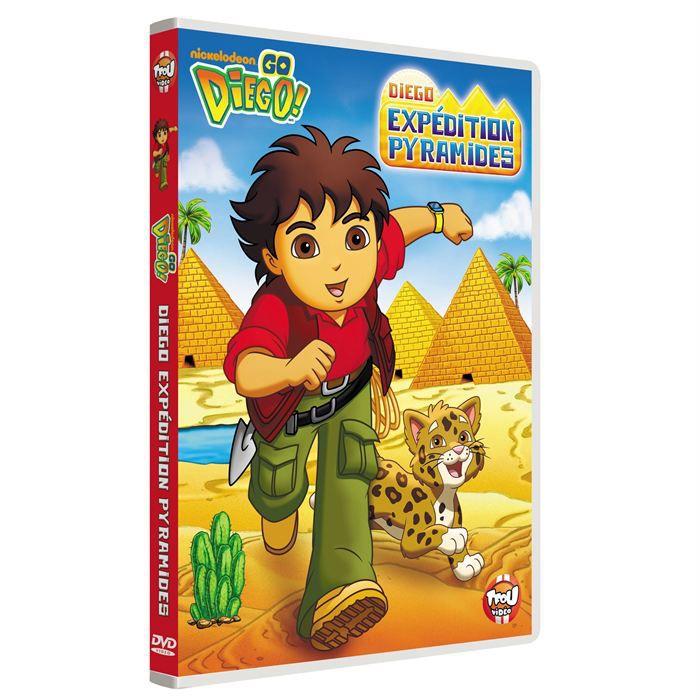 Dvd go diego diego et les pyramides en dvd film pas - Jeux de go diego ...