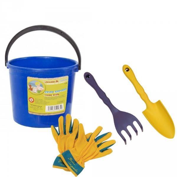 outils de jardin pour enfants achat vente entretien outil jardin cdiscount. Black Bedroom Furniture Sets. Home Design Ideas
