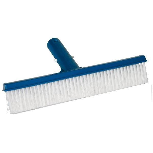 Brosse droite 25cm pour nettoyage de piscine gre achat for Nettoyage manuel piscine