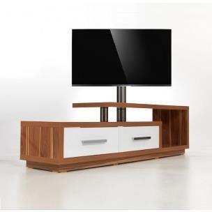 meuble tv design 170 cm natura 170h ipw achat vente meuble tv meuble tv design 170 cm nat. Black Bedroom Furniture Sets. Home Design Ideas