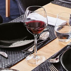 chef sommelier verre pied 35 cl 39 cabernet vin achat vente verre vin cdiscount. Black Bedroom Furniture Sets. Home Design Ideas