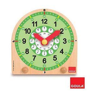 HORLOGE GOULA - Horloge éducative