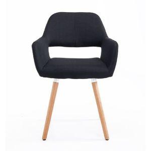 chaise avec accoudoir et pieds en bois achat vente chaise avec accoudoir et pieds en bois. Black Bedroom Furniture Sets. Home Design Ideas
