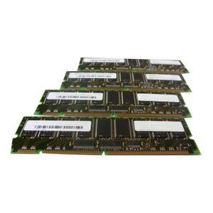 MÉMOIRE RAM Hypertec - Mémoire - 2 Go : 2 x 1 Go - DIMM 168 br