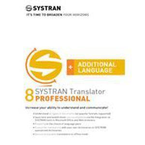 LOGICIEL À TÉLÉCHARGER SYSTRAN 8 Translator Professional - Additional ...