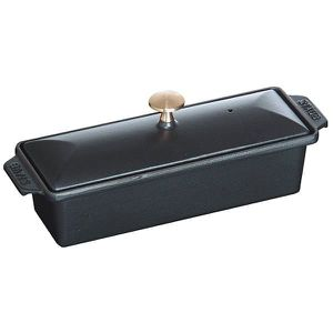 poele fonte rectangulaire achat vente poele fonte rectangulaire pas cher cdiscount. Black Bedroom Furniture Sets. Home Design Ideas