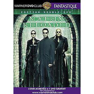 DVD FILM DVD Matrix reloaded