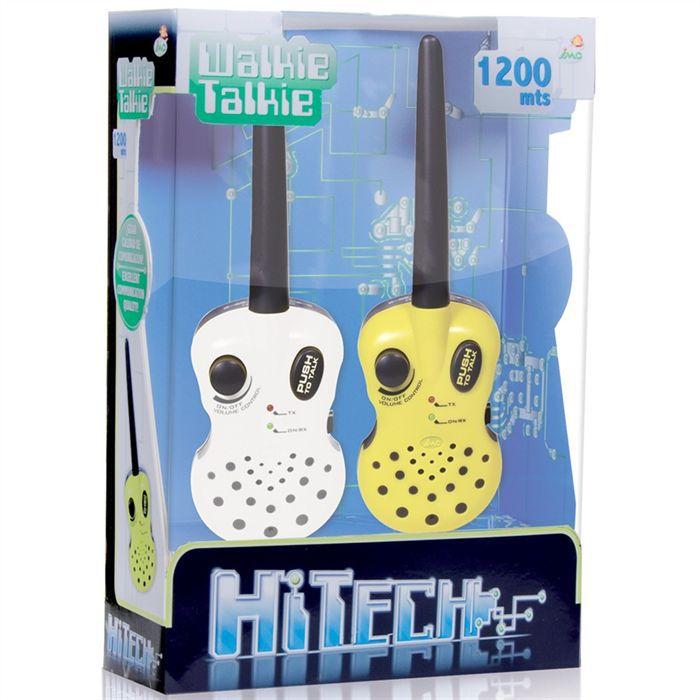 talkies walkies imc 1200 achat vente talkie walkie. Black Bedroom Furniture Sets. Home Design Ideas