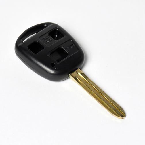 boitier cl de voiture toyota rav4 sequoia si achat vente boitier coque de cl plip. Black Bedroom Furniture Sets. Home Design Ideas