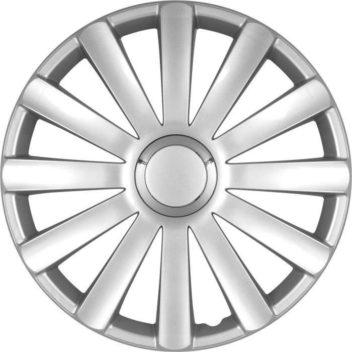lot de 4 enjoliveurs de roues 13 pouces spyder achat vente enjoliveur lot de 4 enjoliveurs. Black Bedroom Furniture Sets. Home Design Ideas