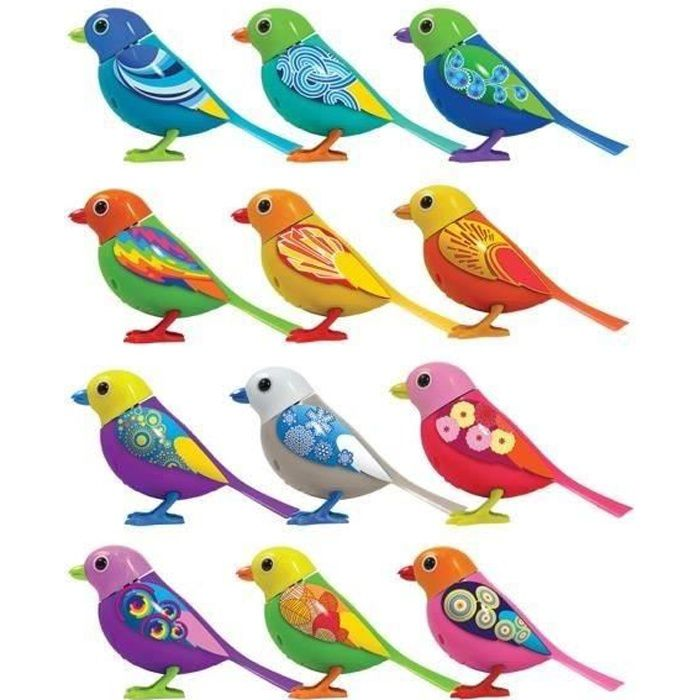 Sku pere digibird oiseau bague achat vente robot - Dessin oiseau qui chante ...